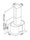 ΑΠΟΡ/ΡΑΣ MIRABILIA ROUND IS.67 T80 INOX
